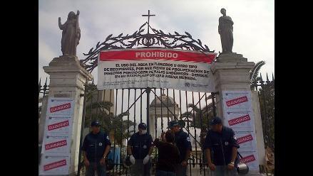 Confirman vector del dengue en cementerios El Ángel y Presbítero Maestro