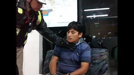 Huancayo: capturan a presunto violador y asesino de adolescente
