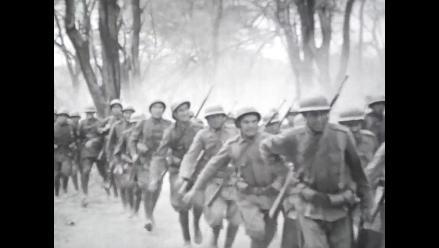 Publican tráiler de documental sobre conflicto con Ecuador de 1941