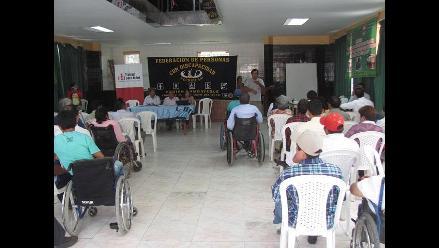 Chiclayo: Personas con discapacidad no consiguen empleo