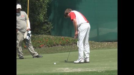 Felipe Strobach se ubica en quinto lugar del Torneo Amateur de Golf