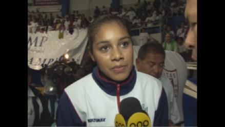 Zoila La Rosa: Teníamos el corazón caliente para lograr el título de vóley