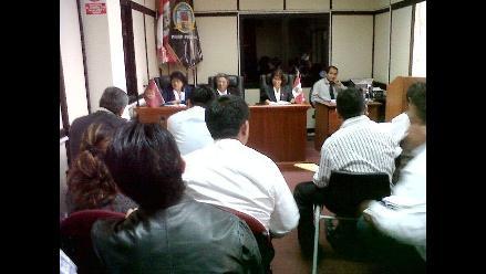 Ucayali: dictan 9 meses de prisión preventiva para colombianos