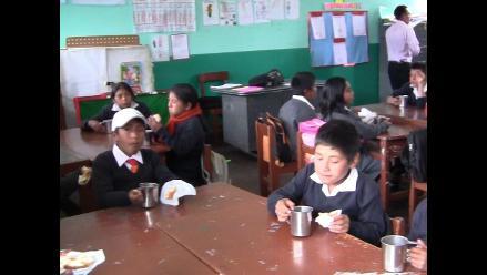 Junín: padres reclaman atención de programa Qali warma en Ulcumayo