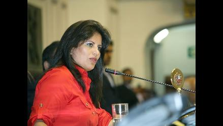 Ética decidió archivar denuncia contra ministra Carmen Omonte