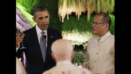 Obama asegura que el acuerdo militar con Filipinas no va contra China