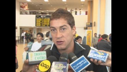 Walter Ibáñez: Tenemos que levantar cabeza, el domingo tenemos un clásico