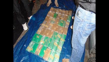 Policías y serenos desbaratan laboratorio de cocaína en Pachacútec
