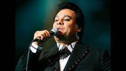 Médicos recomiendan más reposo a cantante Juan Gabriel