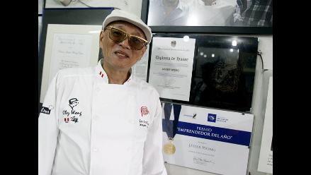 Javier Wong: Cuando me dijeron del premio, pensé que era broma