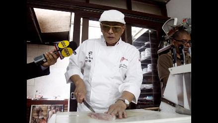 Javier Wong y el ´mejor plato del mundo´ junto a RPP