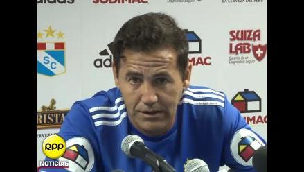 DT Ahmed sobre Alianza Lima: Es una final y no vale perder
