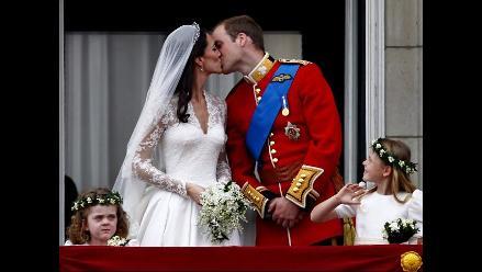 Príncipe Guillermo y Kate celebran 3 años de matrimonio