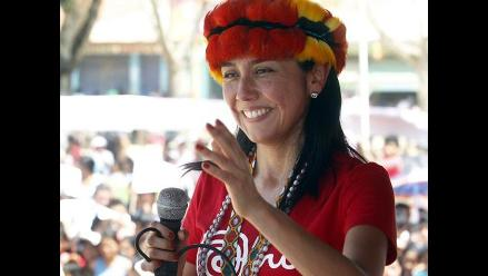 Partido Nacionalista anuncia gira de Nadine Heredia por el país