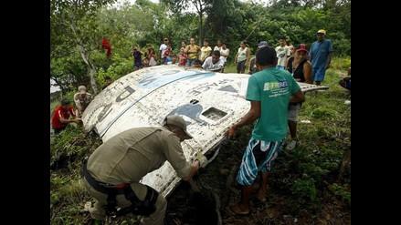 Encuentran restos de satélite en región amazónica de Brasil