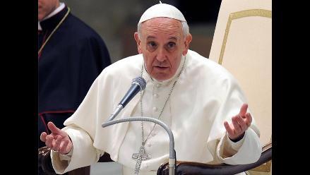Papa pide no olvidar la dignidad de las personas