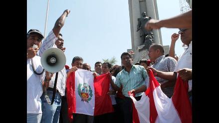 Puno: trabajadores judiciales radicalizan sus protestas