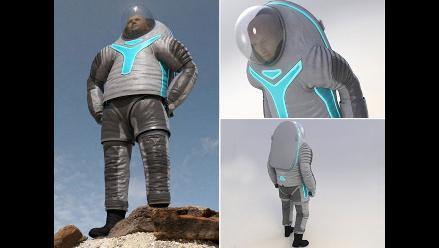 La NASA presenta el diseño de su nuevo traje espacial