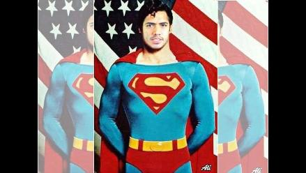 Raúl Fernández luce como Superman, pero reniega del rulo a lo ´Churre´