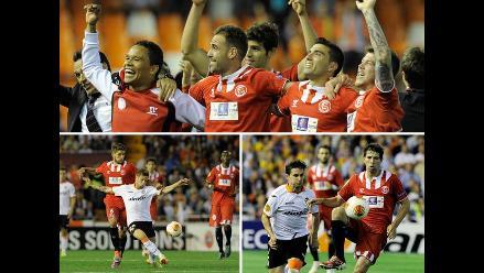 Revive la dramática clasificación de Sevilla a la final de Europa League