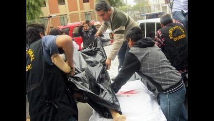 Chimbote: hallan muerto a septuagenario en su vivienda del Dos de Mayo