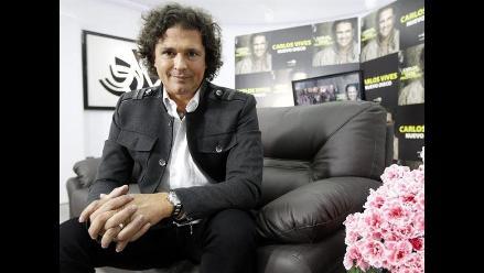 Carlos Vives: los pedidos durante su estancia en Lima