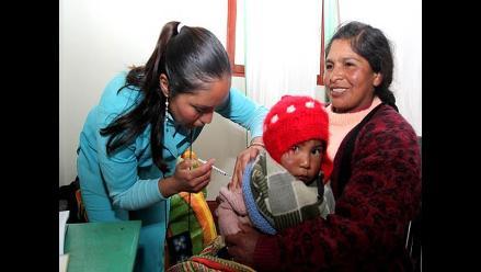 Este sábado se inicia en el Perú la Semana de Vacunación de las Américas