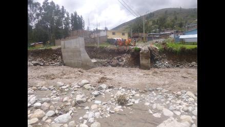 Andahuaylas: realizan faena de limpieza del río Chumbao