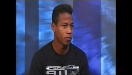 Andy Polo fue entrevistado en Italia y resalta su gol en clásico ante Milan