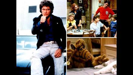 ¿Los recuerdas? Series de los 80s más populares