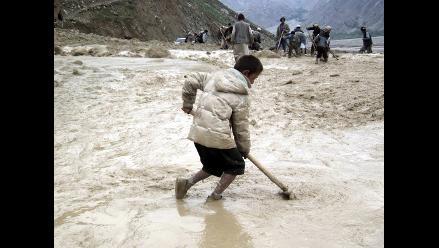 Hasta 2.500 desparecidos por corrimientos de tierras en Afganistán