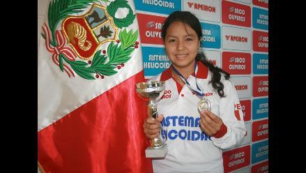 Mitzy Caballero gana el título Sudamericano de Ajedrez Sub 20