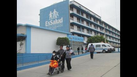 Chiclayo: postergan más de 2 mil citas médicas en hospital de EsSalud