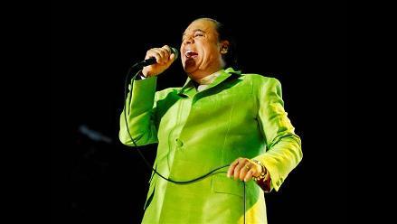 Juan Gabriel dará concierto en Perú en agosto