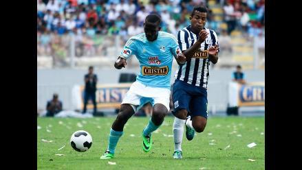 Incidencias Alianza Lima vs. Sporting Cristal por el Torneo del Inca
