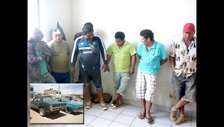 Trujillo: Policía Nacional busca desbaratar diez bandas criminales