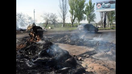 Alerta en Donetsk ante avance de tropas ucranianas por la región