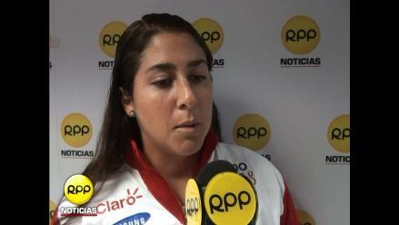 Paloma Schmidt pone toda la mira a los olímpicos de Río 2016 en vela