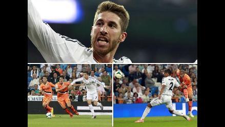 En imágenes: Así fue el empate del Real Madrid ante Valencia por la Liga