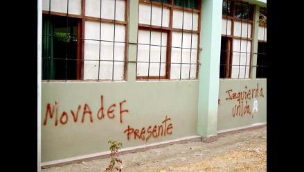 ANR informará al Congreso sobre presencia de Movadef en universidades