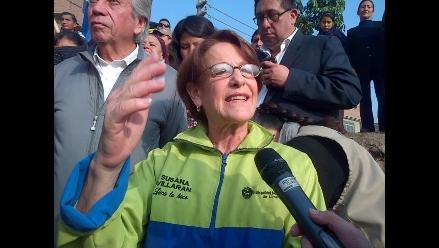 Villarán sobre reelección: Aún no tomo una decisión, no es el momento
