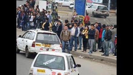 Chimbote: el 60% de empresas de transporte no cumplen con su ruta