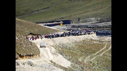 Ayacucho: comuneros rechazan presencia de minera en nevado Ccarhuarazo