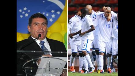 Luis Fernando Suárez: Honduras ya quiere jugar el Mundial Brasil 2014