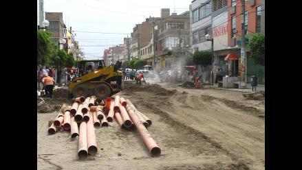 Chimbote: ingenieros se quedan sin trabajo por obras paralizadas
