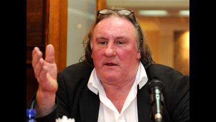 Gérard Depardieu dice que ha dejado el alcohol