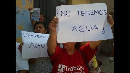 Tumbes: pobladores denuncian desabastecimiento de agua y energía eléctrica