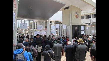 Universitarios exigen implementación de filial en Chumbivilcas