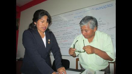 Chimbote: gobernadora denuncia que fue seguida por un sujeto armado