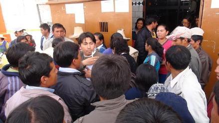 Cusco: conflicto en elecciones de la Apafa de colegio emblemático